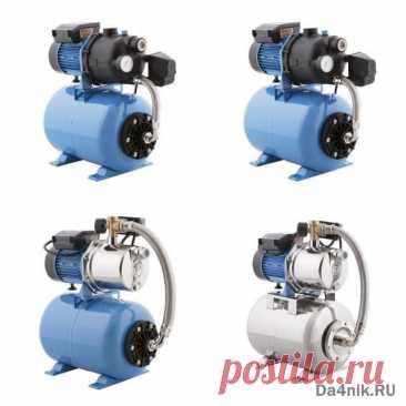 Подбор насоса для повышения давления воды в системе | 6 соток