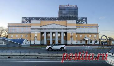 Архитектура Хабаровска. Как у дальневосточного города появилось неповторимое лицо? | Субъективный путеводитель | Яндекс Дзен