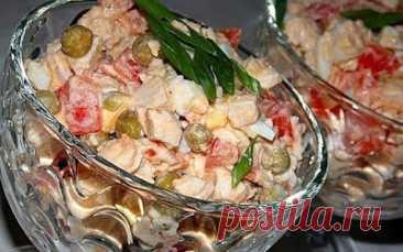 zelivenews: 5 рецептов замечательных праздничных салатов