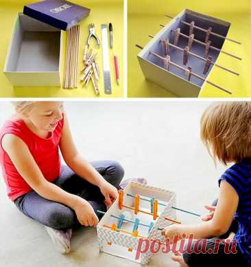 11 juguetes abruptos, que podéis fabricar con los niños exactamente ahora