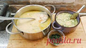 Рыбный суп с копченостями (провели эксперимент и съели за один вечер) Все же ели гороховый суп с копченостями? Мы сделали по аналогии рыбный и были в восторге от результата! Попробуйте, Вам понравится!  Подписывайтесь…