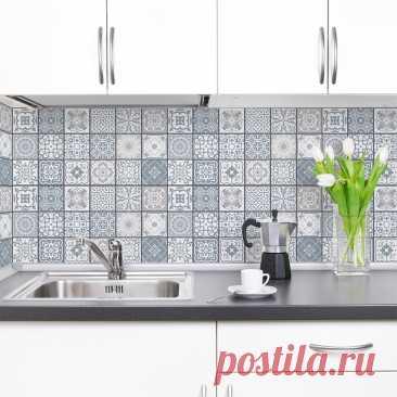DICOR 500 см, современные кухонные наклейки, водонепроницаемые, маслостойкие, классический узор, наклейки на стену, защита рабочего стола, один предмет, самоклеющиеся Наклейки на стену    АлиЭкспресс