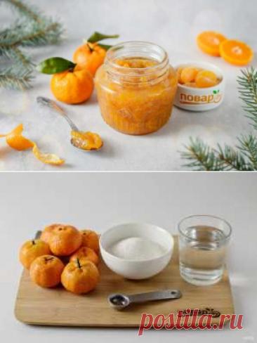 Варенье из мандаринов | Вкусные кулинарные рецепты