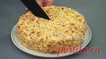 НИКТО НЕ ВЕРИТ, что я готовлю ИХ на обычной сковороде! ТРИ самых вкусных торта