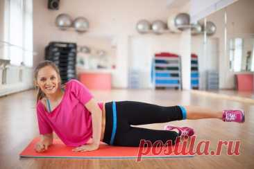 The best house exercises on an internal surface of a hip
