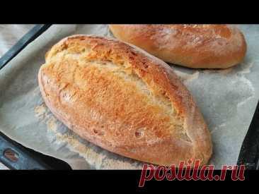 НОВЫЙ РЕЦЕПТ ХЛЕБА «Хлеб больше не купишь! Получается невероятно ХОРОШО и ВКУСНО.