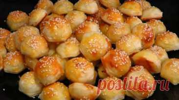 Пирожки без лепки — любовь с первого взгляда   Кулинарушка - Вкусные Рецепты
