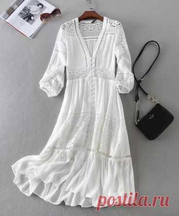 Кружевное платье - модный тренд: на что обратить внимание, чтобы выглядеть в нем стильно   До и после 50-ти   Яндекс Дзен