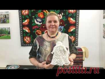 Кукла КРУЖЕВНИЦА Майи Сысоевой. Рождение образа