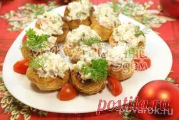 Закуска «К новогоднему столу» — Рецепт с фото — ПоварОК