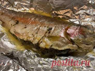 Если готовлю рыбу, то только так. И на ужин и на праздничный стол (очень простой рецепт) | Гастрономическая Шизофрения | Яндекс Дзен