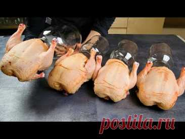 Так готовят в Казахстане! Редкий рецепт действительно вкусной курицы!