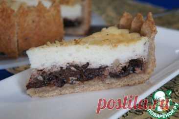Пирог с черносливом – кулинарный рецепт