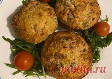 (4) Солёные маффины (диета Дюкана) - пошаговый рецепт с фото. Автор рецепта Ирина Vernillo 🌳 . - Cookpad