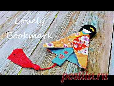 Учебник по закладке ~ Кисточки в японском стиле ideas Идеи подарков】 * 4K #HandyMum ❤❤