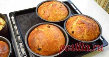Венское тесто для куличей на желтках - Со Вкусом