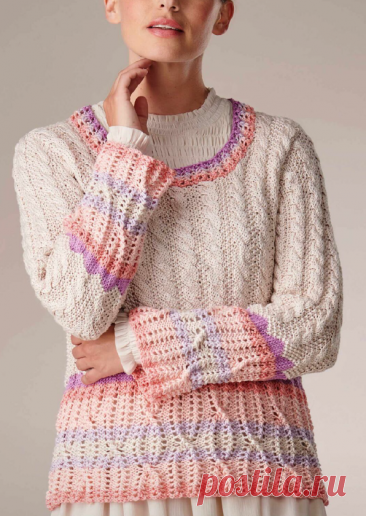 Какая красота: обзор свежего номера Knitter сентябрь   Не от скуки, руки - крюки   Яндекс Дзен