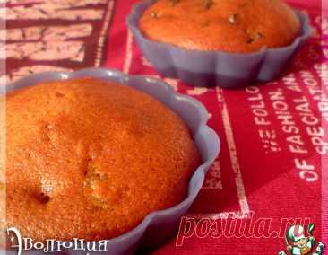 Кексы медовые постные – кулинарный рецепт