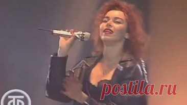 Лада Дэнс - Девочка ночь (50х50, 1992 год)