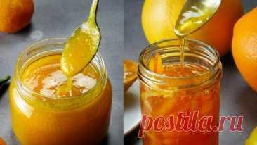 2 рецепта варенья, которые я готовлю исключительно зимой. Заготавливаю много, чтобы на все лето хватило Как приготовить джем из мандаринов Ингредиенты: Мандарины 1 кг Сахар 1 кг  Как приготовить джем из цитрусовых Ингредиенты: Цитрусовые 1 кг (апельсины…