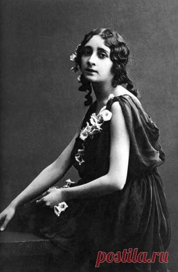 Хронология предательства в судьбе одной из лучших балерин XX века: Ольга Спесивцева