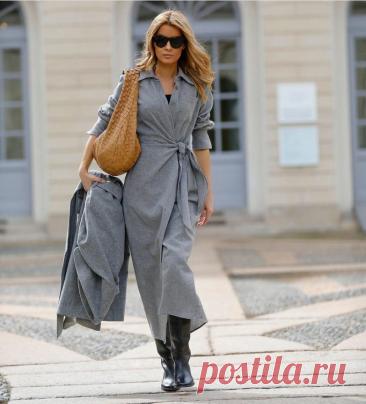 Какое платье надеть зимой женщине в возрасте, чтобы выглядеть стильно и элегантно | До и после 50-ти | Яндекс Дзен