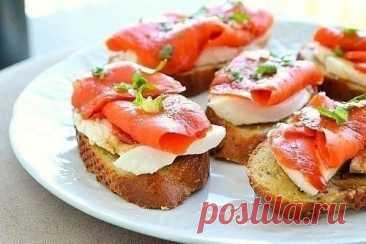 Подборка Идеальных и изысканных Бутербродов для Праздничного Стола