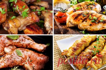 Лучшие маринады для сочного куриного мяса: подборка | Fresh.ru домашние рецепты | Яндекс Дзен