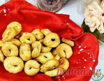 Ароматные сушки тараллини за копейки – кулинарный рецепт