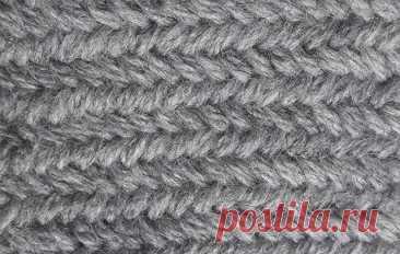 Узор Елочка спицами – 10 вариантов вязания со схемами и описанием, видео МК — Пошивчик одежды
