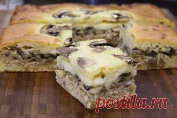 Топ 10 вкусных, легких и популярных рецептов заливных пирогов