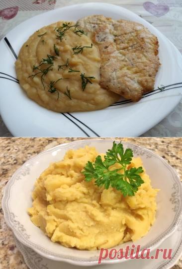 Гороховое пюре – вкусные и простые рецепты приготовления