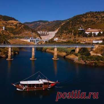 Roteiro do Douro está em Foz do Tua.