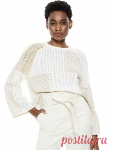 Модные изделия в стиле пэчворк | womenzine | Яндекс Дзен.Идеи.