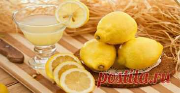 Нужно пить лимонный сок вместо таблеток, если у Вас есть одна из этих 8 проблем!
