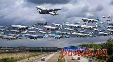 Самый загруженный аэропорт в мире - в Шанхае? Нет! В Нью-Йорке? Нет! А где? | Из кризисов к мечтам! | Яндекс Дзен