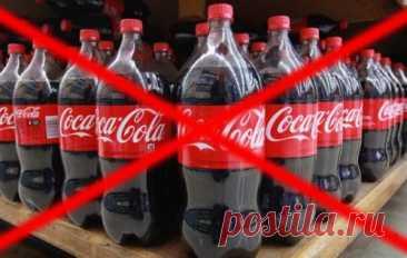 20 практических применений для Coca-Cola — доказательство того, что она противопоказана человеческому организму!
