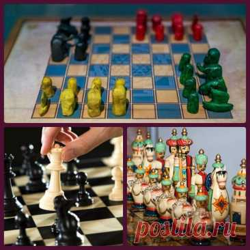 На каком основании церковь запрещала игру в шахматы | VestiNews. Люди, события, факты | Яндекс Дзен