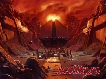 Подземная цивилизация Земли которую скрывают от людей