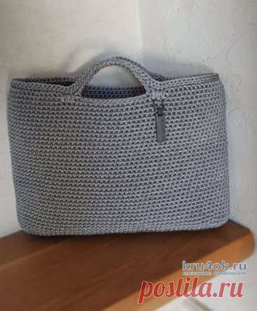 Вязанные крючком сумки. Работы Christina Dorhuso