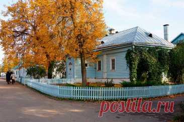 Нижегородская область:Лучшие достопримечательности старинного села - Дивеево!