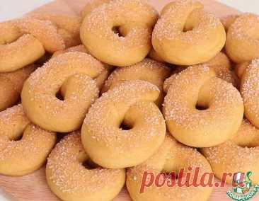 Медовое печенье на сметане – кулинарный рецепт