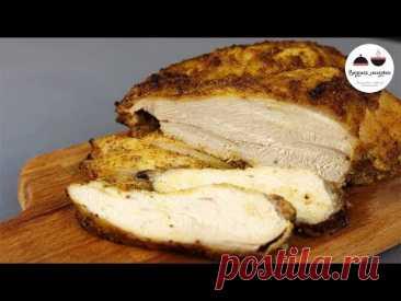 Пастрома из куриного филе — вы забудете о колбасе