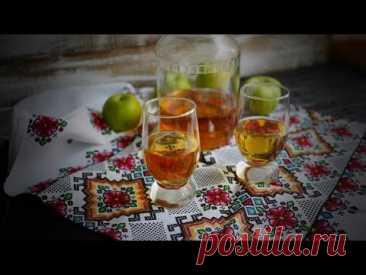 Яблочно-грушевая наливка в домашних условиях - рецепт на водке