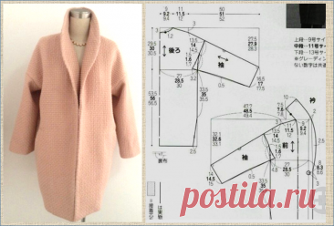 Летнее пальто по простым выкройкам - самое время шить | МНЕ ИНТЕРЕСНО | Яндекс Дзен