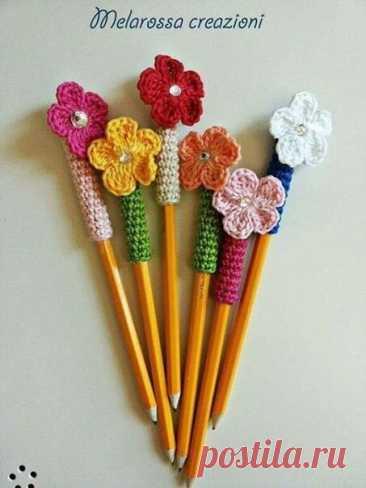 Где применить остатки нитей для вязания? Симпатичные идеи из обрезков нитей.   Handmade для всех   Яндекс Дзен