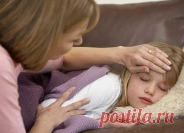 Как сбить высокую температуру у ребенка без лекарств! Абсолютно безопасно.