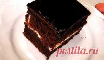 Домашний шоколадный торт: 3 разнообразных рецепта