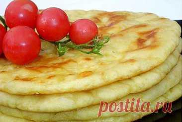 Вкуснейшее Хачапури по-тбилисски !