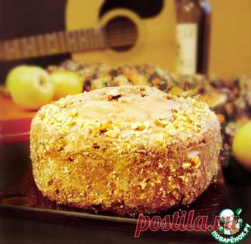 Испанская шарлотка Кулинарный рецепт